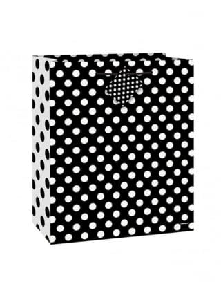 Hen Party Spotty Gift Bag Polka Dot Bag