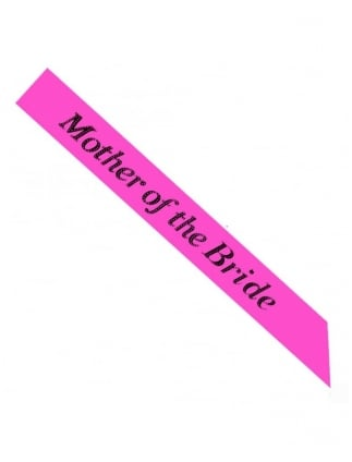 Value Mother Of The Bride Hen Party Sash