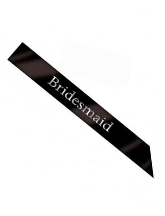 Value Hen Night Bridesmaid Sashes
