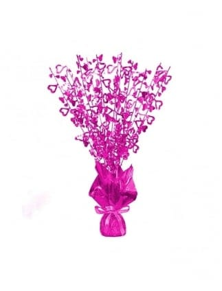 Hen Party Balloon Weight Centerpiece