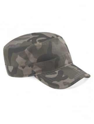 Quality Light Camo Print Fancy Dress Army Cap/Hat
