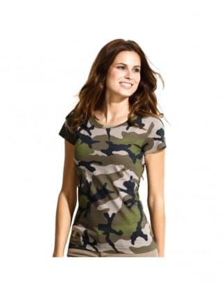 Quality Army/Camo Fancy Dress T-Shirts