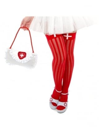 Nurse Fancy Dress Bag, Nurse Fancy Dress Accessories