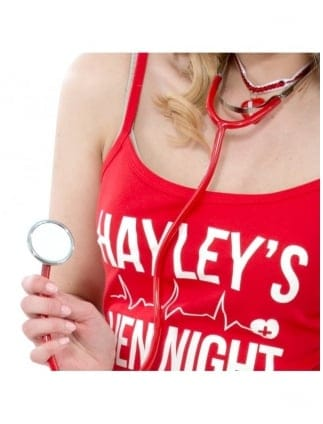 Professional Nurse Stethoscope Fancy Dress Accessories
