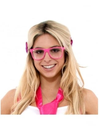 Fancy Dress Neon Glasses, 80's Fancy Dress Accessories