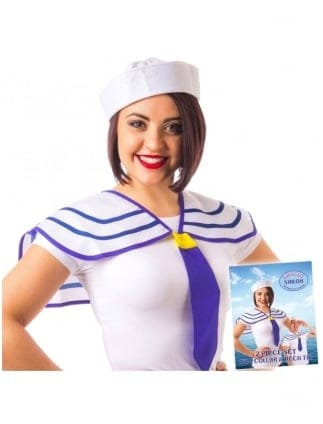 Instant Sailor Girl Set