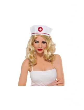 Nurse Fancy Dress Hat
