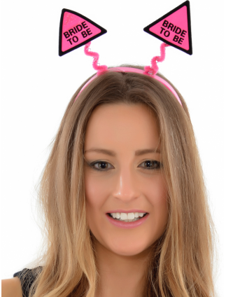Bride To Be Boppers Hen Night Accessories