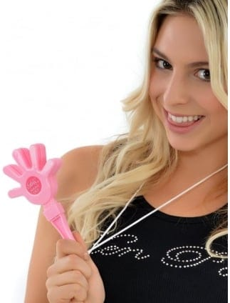 Hand Clapper Hen Party Favor