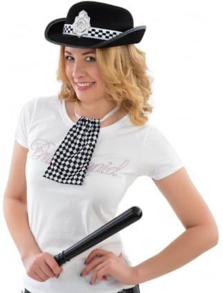 Instant Fancy Dress Police Set