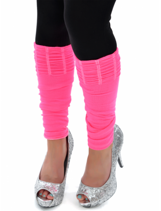 Fancy Dress Leg Warmers (8 Colours)