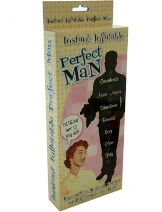 Inflatable Perfect Man Gift