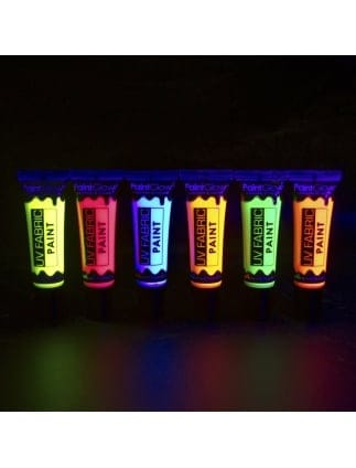 UV Fabric Paint 10ml