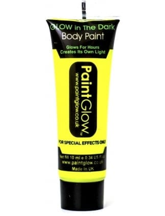 Glow In The Dark Neon Body Paint 10ml