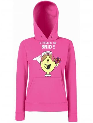 Little Miss Hen Party Personalised Hoodie