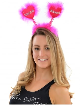 Hen Party Bridesmaid Head Boppers Hen Night Bridesmaid Boppers