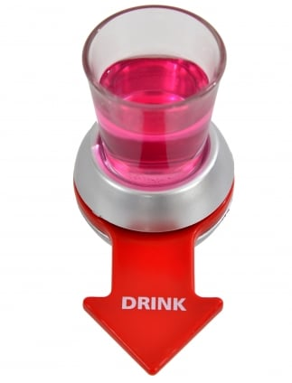 Spin To Shoot Hen Party Game