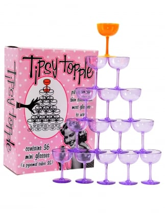 Tipsy Topple Hen Party Game