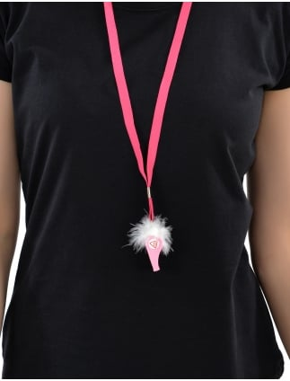 Hen Night Party Whistle On A Necklace