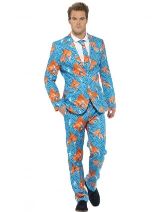 Stand Out Goldfish Suit