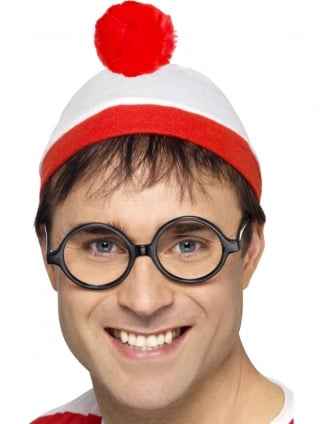 Fancy Dress Hat & Glasses Kit