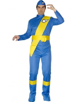 Thunderbirds Virgil Fancy Dress Costume