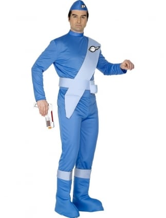 Thunderbirds Scott Fancy Dress Costume