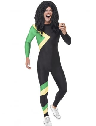 Jamaican Cool Runnings Costume