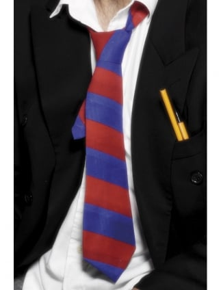 School Uniform Costume Tie
