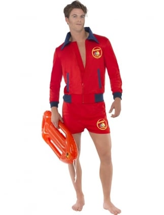 Male Lifeguard Costume