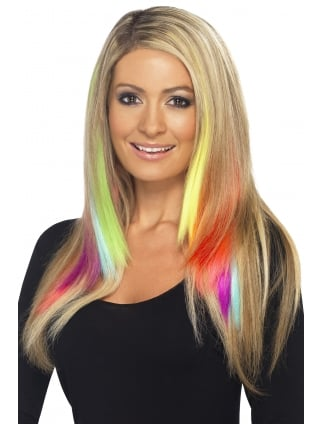 Clip In Hair Extensions (Two Per Pack)