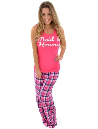 Hen Party Pyjama Bottoms Trousers