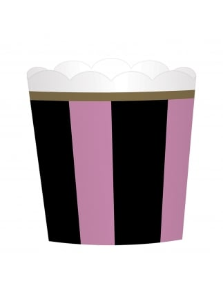 Treat Cups Striped Hen Party Tableware