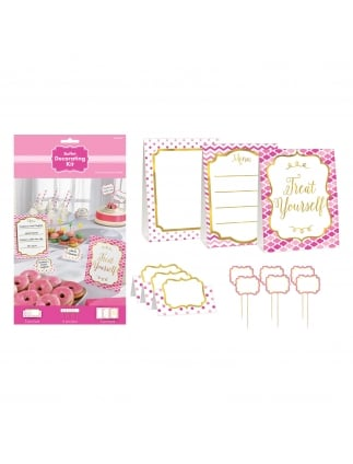 Buffet Decoration Kit Hen Party Decoration