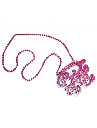 Bride To Be Necklace Hen Party Accessory