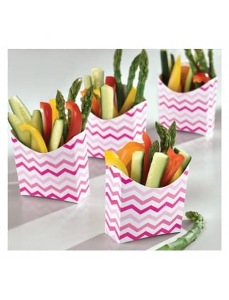 Hen Party Treats / Food Containers Pink