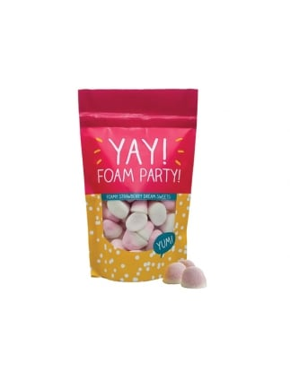 Candy Buffet Sweet Pack, Yay Foam Party!