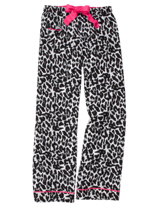 Deluxe Animal Print Pyjama Bottoms