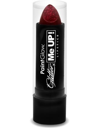 Glitter Me Up Lipstick 4g Red