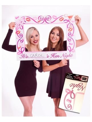 Hen Party Giant Photo Frame
