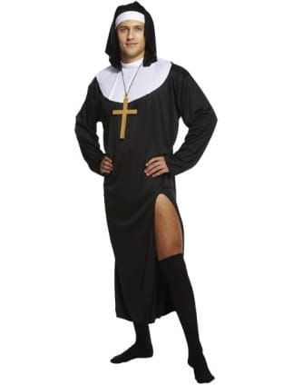 Dress The Stag Male Nun Kit