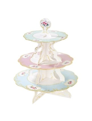 Truly Chintz Vintage Cakestand