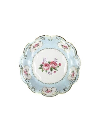 Truly Chintz Small Paper Plates