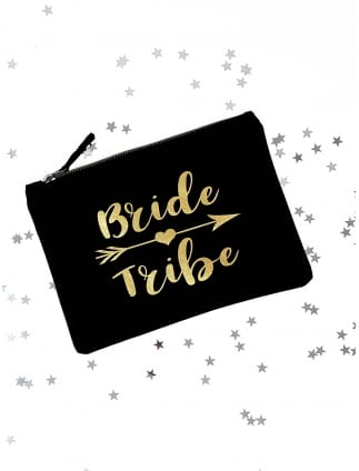 Bride Tribe Make-Up/Accessory Bag