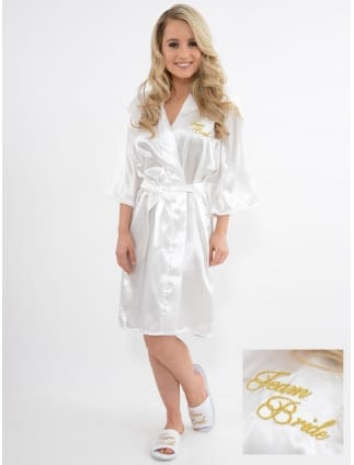 choose genuine big clearance sale laest technology Spa Robes | Hen Party Robes | Hen Party Superstore