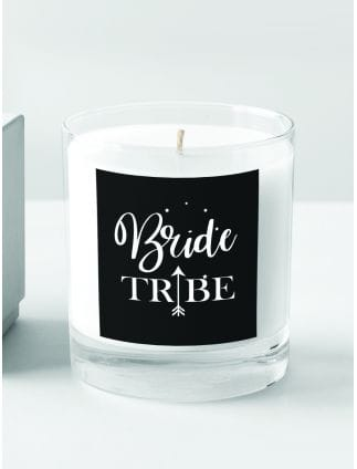 Love Arrow 'Bride Tribe' Candle
