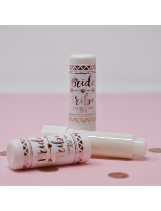Lip Balm Hen Party | Bride Tribe x1