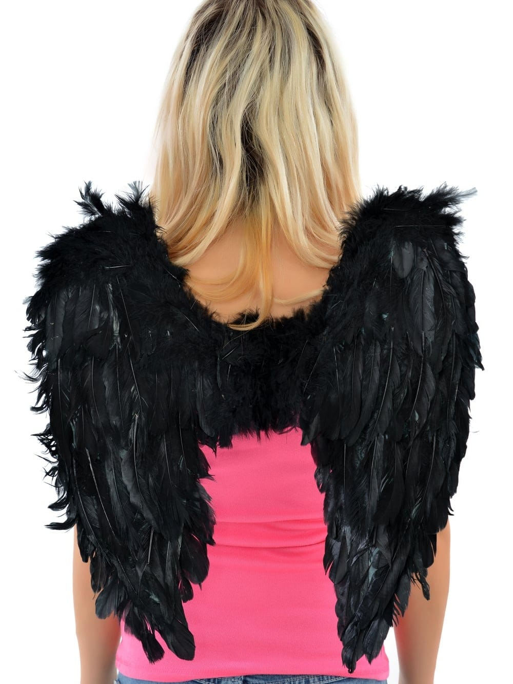 Black Feather Wings | Hen Party Superstore