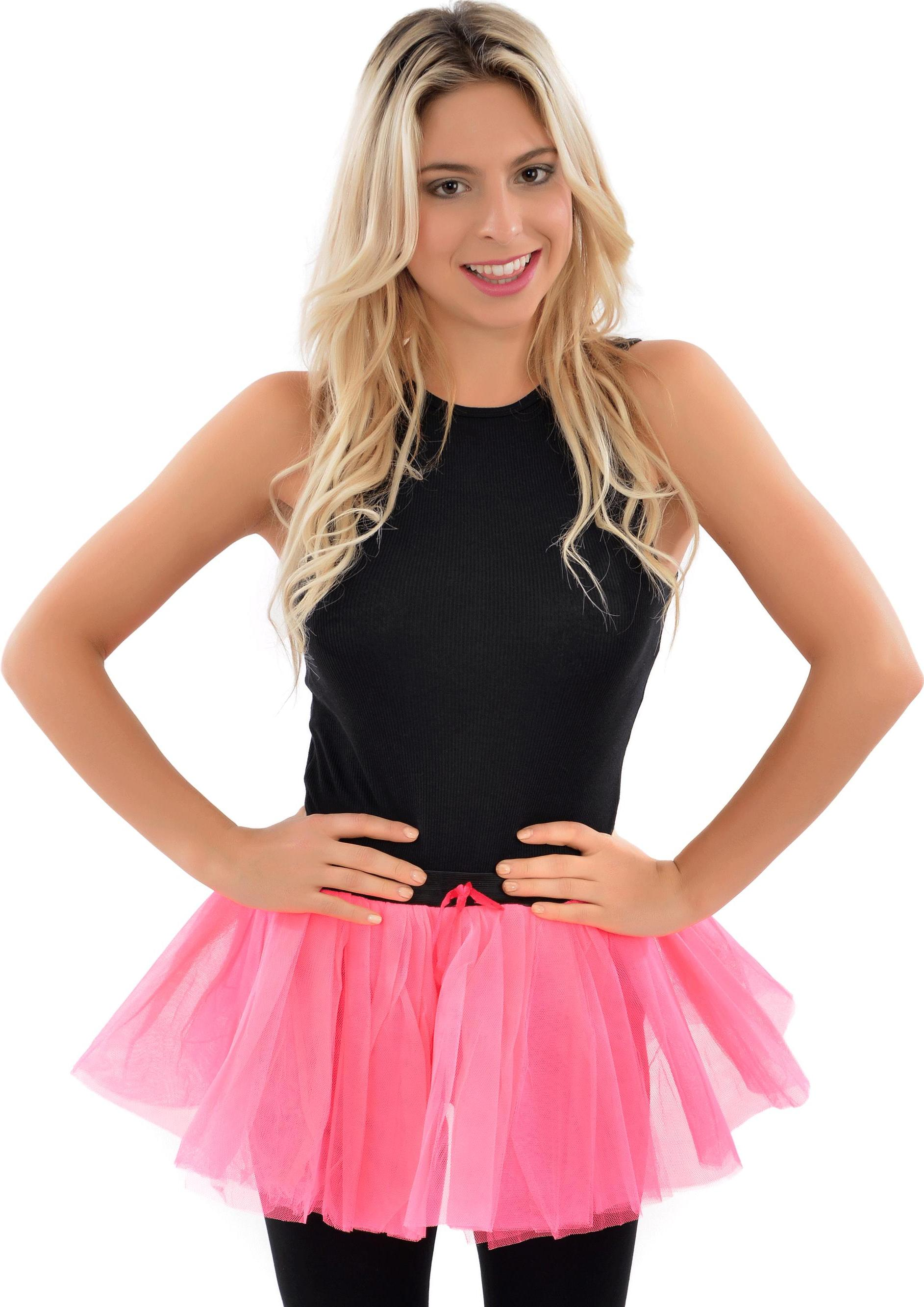 8d484ef8592 Neon Fancy Dress Party Tutu Skirt