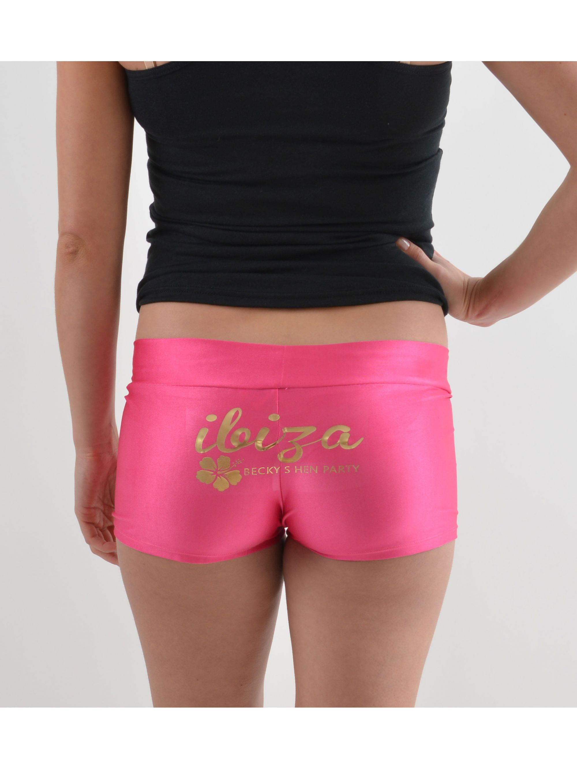 084b17afe741 Hen Party Superstore Personalised Bright Pink Hot Pants ...